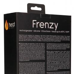 Heat - Frenzy Heating Vibrator