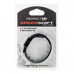 Perfect Fit - Speed Shift Cock Ring
