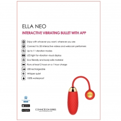 Svakom - Ella Neo App Controled Egg