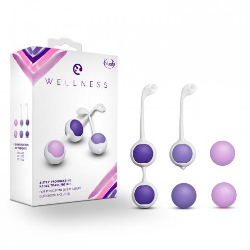 Blush - Wellness Kegel Training Kit