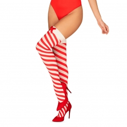 Obsessive - Kissmas čarape