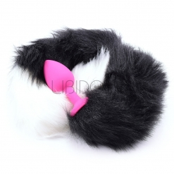 Dolce Piccante - Silicone Long Tail Plug