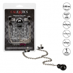 Cal Exotics - Weighted Nipple Clamps