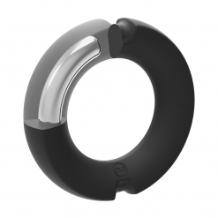 Kink - Hybrid Metal Cock Ring 35mm