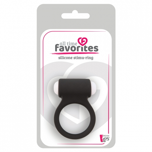 All Time Favorites - Silicone Stimu-ring
