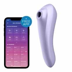 Satisfyer - Dual Pleasure Air Pulse Vibrator
