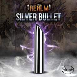 The Realm - Silver Bullet Rechargeable Vibe