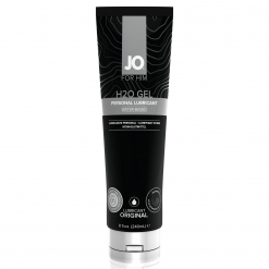 System JO - H2O Gel Lubricant za masturbator, 240 ml