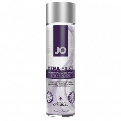System JO - Xtra Silky Silicone Lubricant, 120 ml