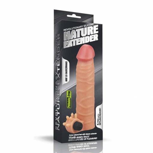Lovetoy - Vibrating Silicone Extender 2