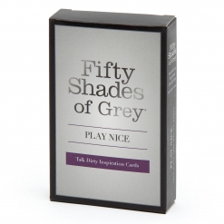 Fifty Shades of Grey – Play Nice Talk Dirty Cards