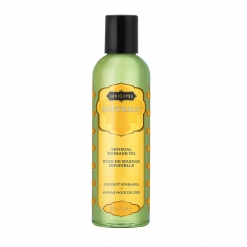 Kama Sutra - Ulje za masažu Naturals - Coconut Pineapple 59 ml