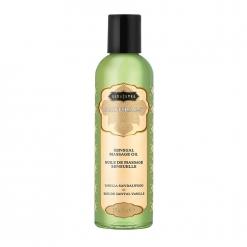 Kama Sutra - Ulje za masažu Naturals - Vanilla Sandalwood 59 ml