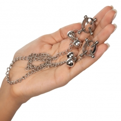 Cal Exotics – 4-point Nipple Press With Bells
