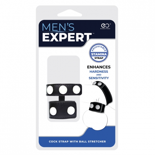 Men's Expert – Cock Strap With Ball Stretcher