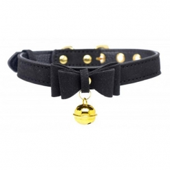 Master Series – Kitty Collar With Cat Bell