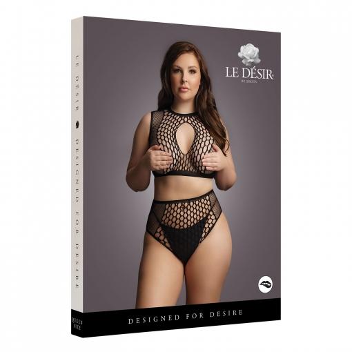 Le Desir – Dvodijelni set No. 2 Plus Size