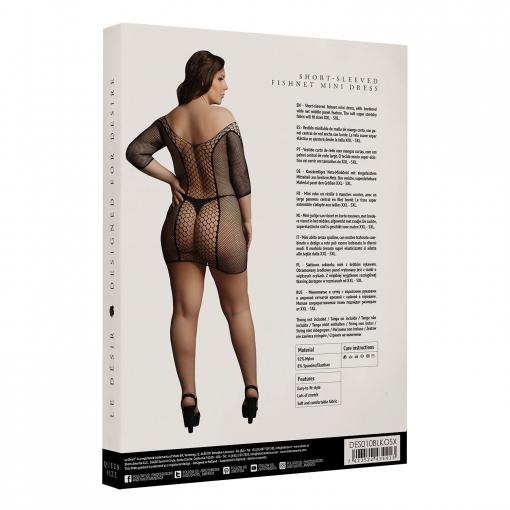 Le Desir – Mini haljina No. 1 Plus Size